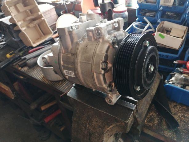 Sprężarka klimatyzacji skoda octavia 2 diesel