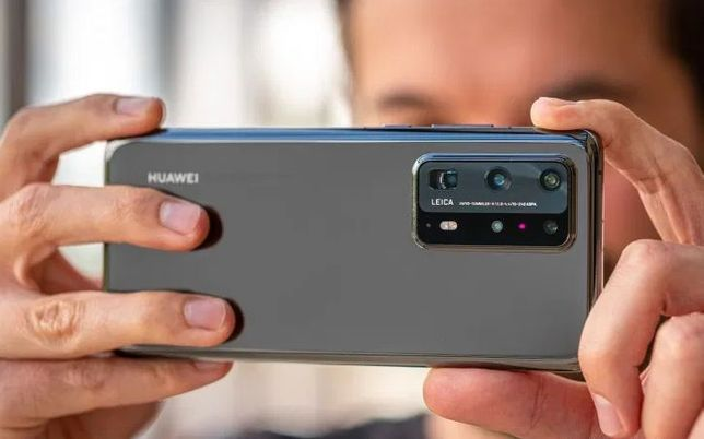 Мобільний телефон Huawei P40 PRO Два Подарунка Гарантія Хуавей
