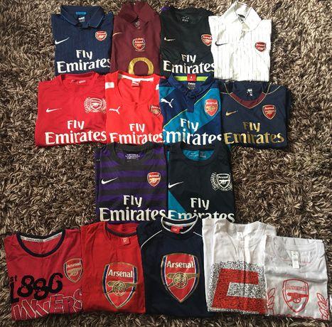 Paczka 15 koszulek i T-shirtów dziecięcych i damskich ARSENAL
