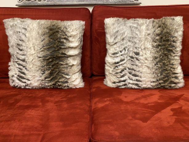 Almofadas Decorativas em Pêlo