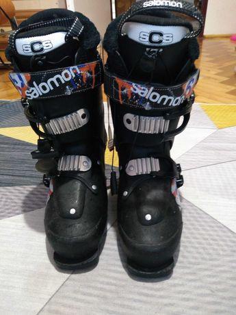 Buty narciarskie, Salomon 25,5cm