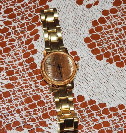 Pozłacany zegarek Pobieda.-nowa,niższa cena