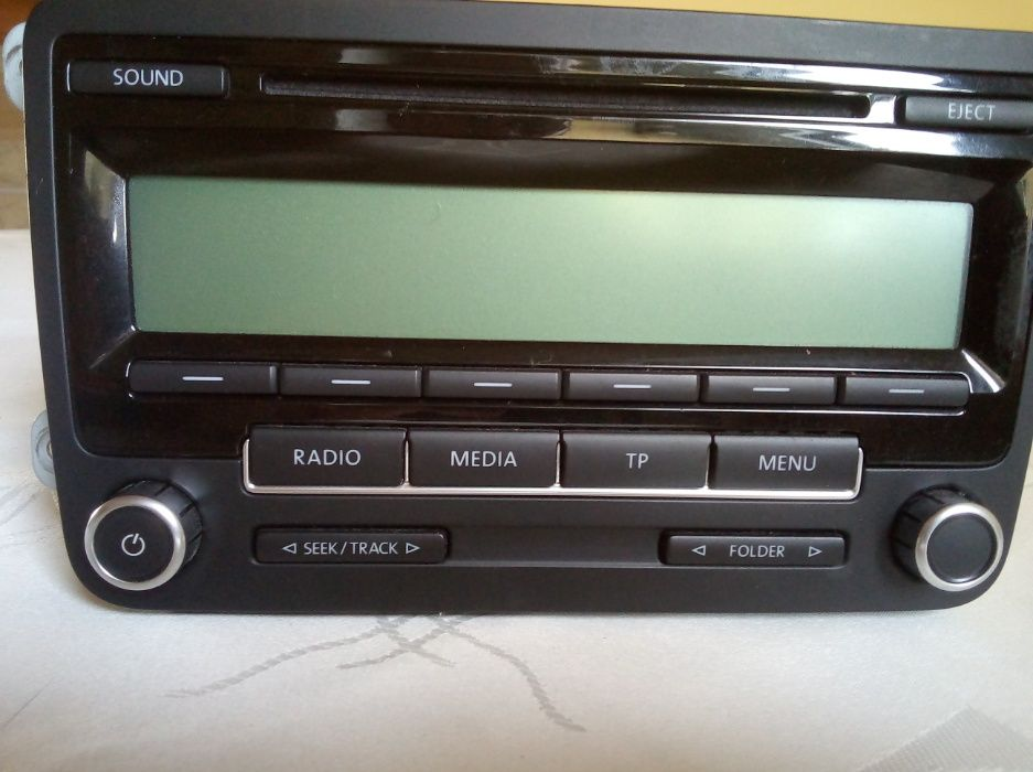 radio do VW Passat, Golf, Skoda Leszno - image 1