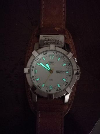 Relógio Camel com bracelete Timberland