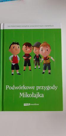 Podwórkowe przygody Mikołajka