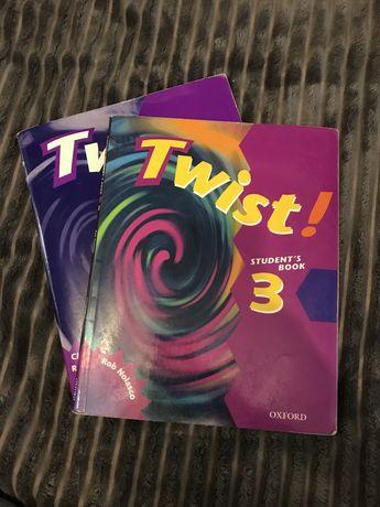 Продам новые учебники Twist 3