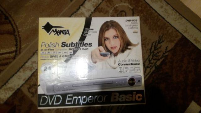 Odtwarzacz DVD Manta DVD -035