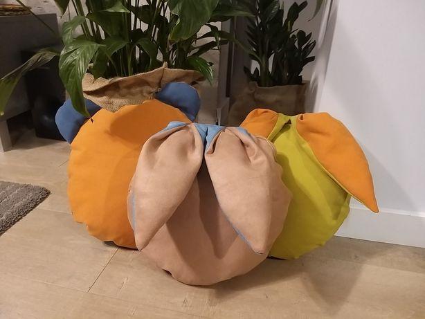 Poduszka z uszami,dekoracje, handmade, poduszki