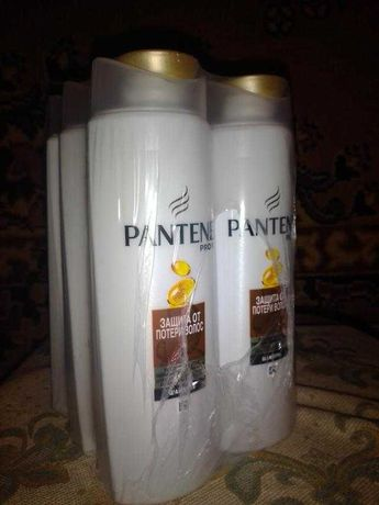Продам шампунь Пантин упаковкой