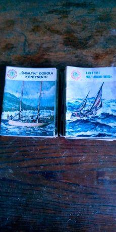 miniatury morskie Żeglarze siedmiu mórz