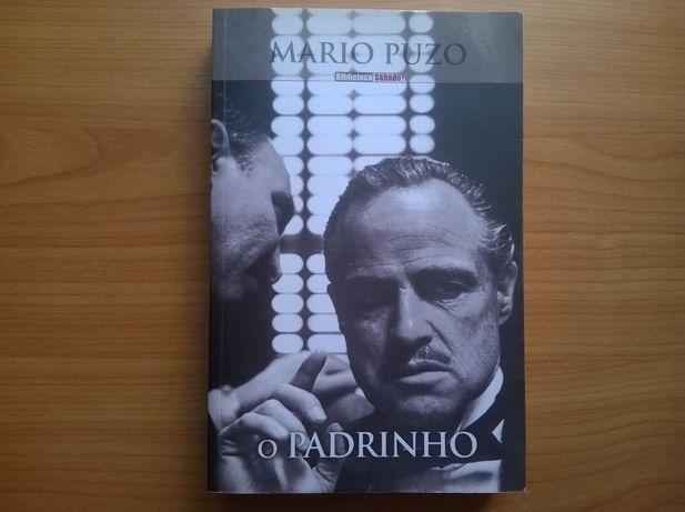 O Padrinho - Mario Puzo (Portes grátis)