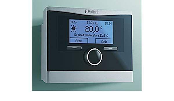 Vaillant calormatic 470 Naprawa pokrętła i podtrzymanie czasu