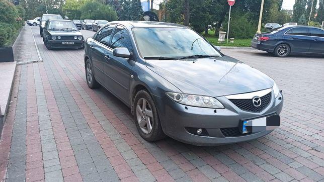 Mazda 6 GG 2005, 2.0TD