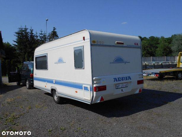 Adria UNICA B 462 DP  Zadbana Hobby Knaus sprowadzony z Holandii + DWA NAMIOTY