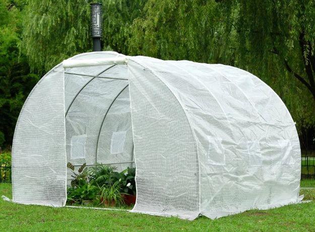 UV5 MOCNY Tunel Foliowy 2,5x4 Foliak Szklarnia namiot na pomidory 2021