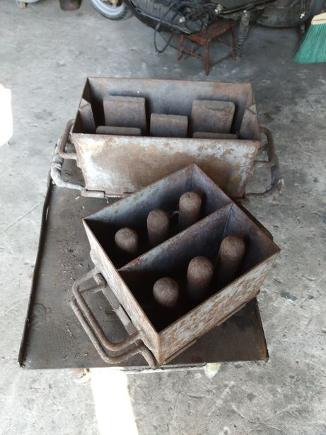 Stół wibracyjny do bloczków