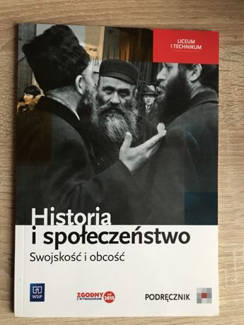 Swojskość i obcość Historia i społeczeństwo WSiP podręcznik NOWY