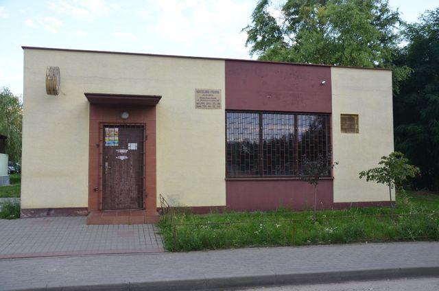 Budynek handlowy osiedle Aleksandrów Kujawski najem