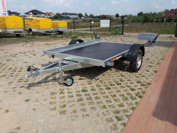 Przyczepa platforma NEPTUN 305x166x10 przyczepka quad motor traktor