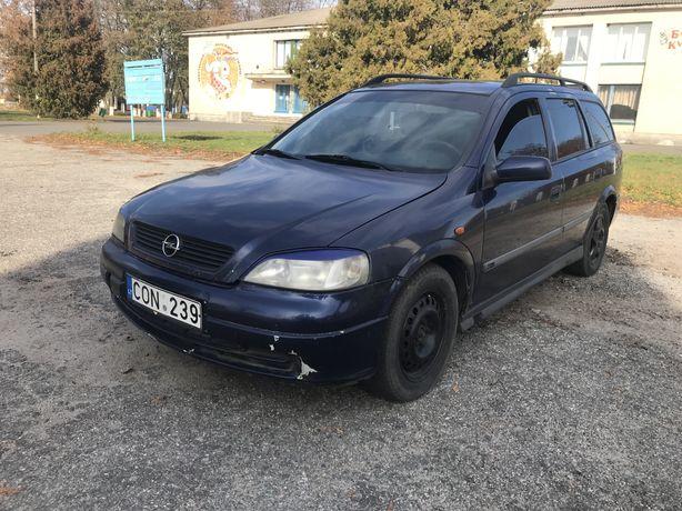 Opel Astra G 1.8 газ/бензин