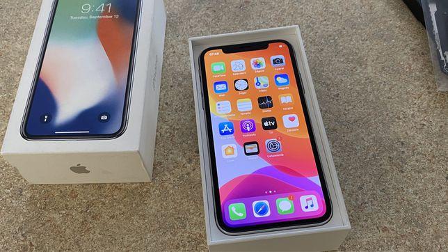 Bardzo ladny iPhone X 64GB bez blokad