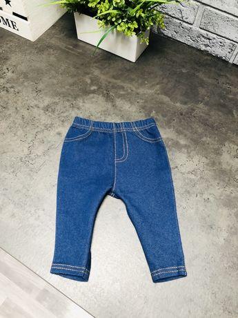 Spodnie leginsy jeansowe early days 62