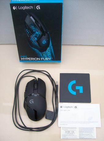 Ultra szybka mysz przewodowa do gier Logitech G402 HYPERION FURY
