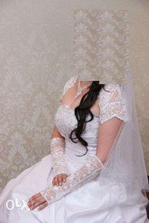 Свадебное плат