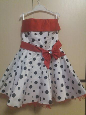 платье на выпускной в стиле ретро