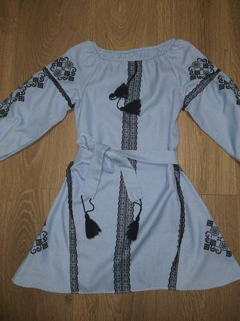 Вышиванка вышитое платье вишиванка вишите плаття