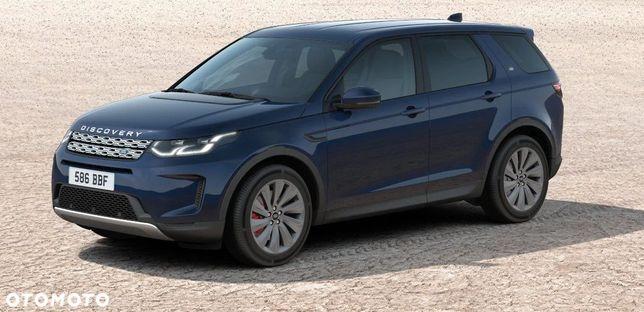 Land Rover Discovery Sport Nowy rocznik w świetnej cenie Rabat 57 810,00 PLN