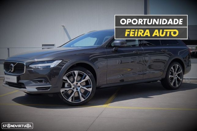 Volvo V90 Cross Country 2.0 B4 AWD Geartronic