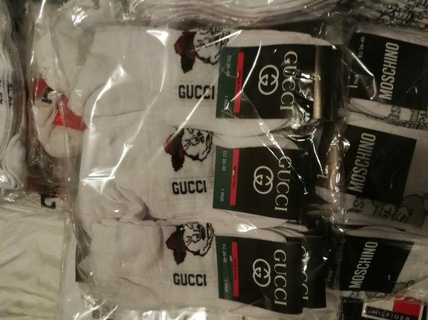 Skarpety skarpetki 30 zł Guess Gucci Nike Adidas Puma