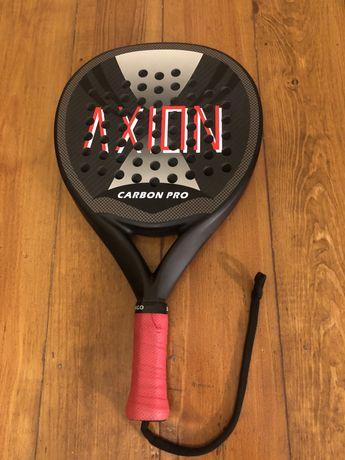 Vendo Raquete de Padel - Axion Carbon Pro