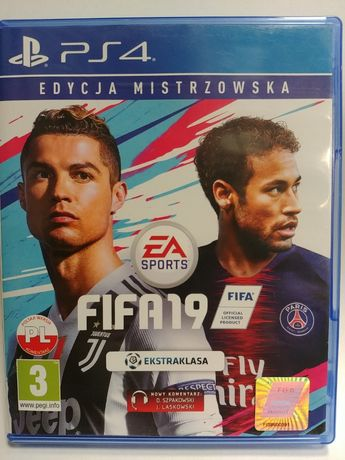 Fifa 19 gra ps4 (grywanda.pl)