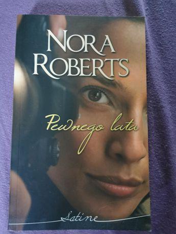 Nora Roberts pewnego lata