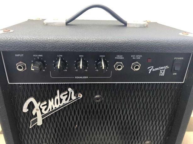 Amplificador Fender Frontman 15B