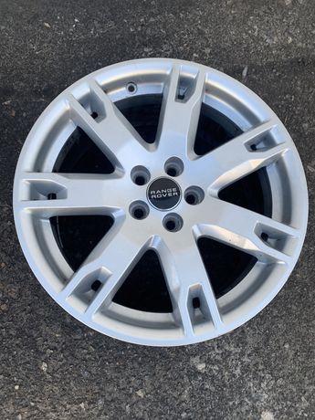 Оригинальные диски Range Rover R18.  5x108