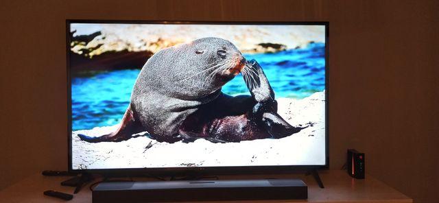 LG telewizor 55UM7100PLB