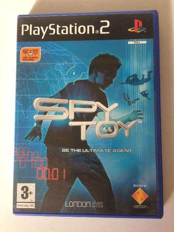 PS2 - Spy Toy