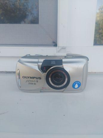 Фотоаппарат Olympus mju 2 zoom 80