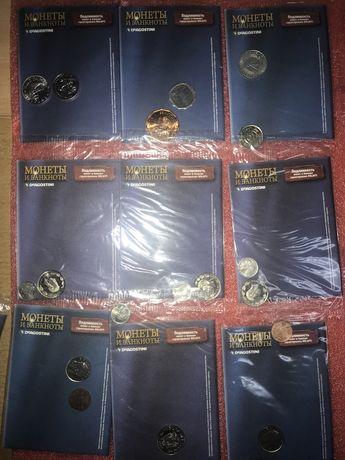 Монети і банкноти ( купюри)