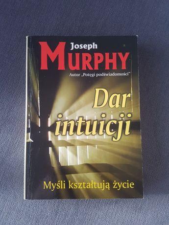 "Książka ""Dar intuicji"" Joseph Murrphy"