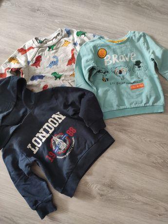 Bluza dla chłopca, 86-92