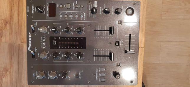 Pioneer DJM 400 - w 100% sprawny