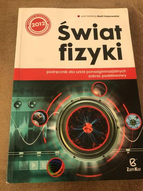 Fizyka LO Świat Fizyki ZamKor-WSiP