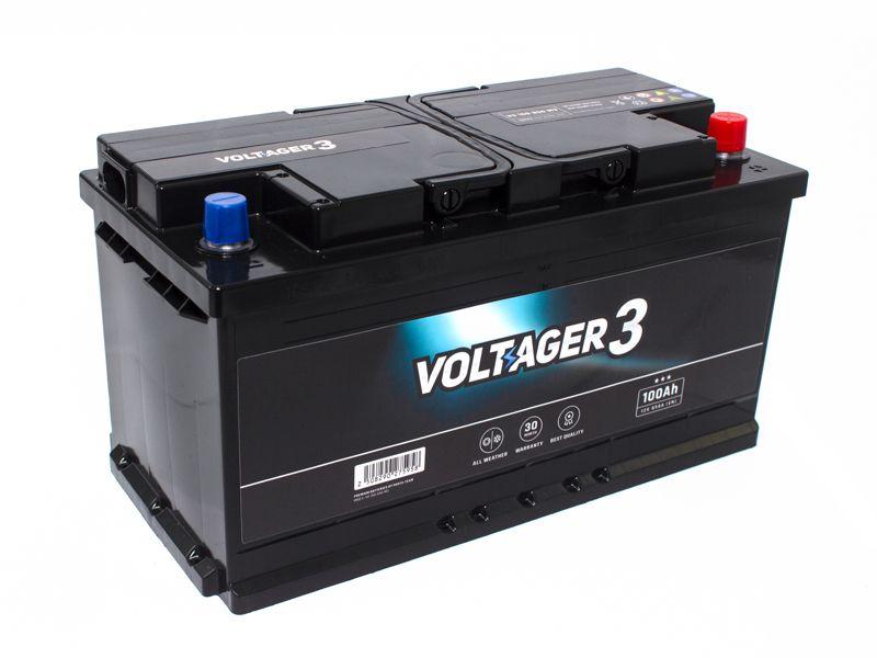 Akumulator Voltager 3 12v 100AH 850A M3 Premium SUPER CENA Wrocław Wrocław - image 1
