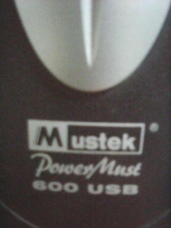 безперебойникИБП,источник бесперебойного питания Mustek PowerMust600US