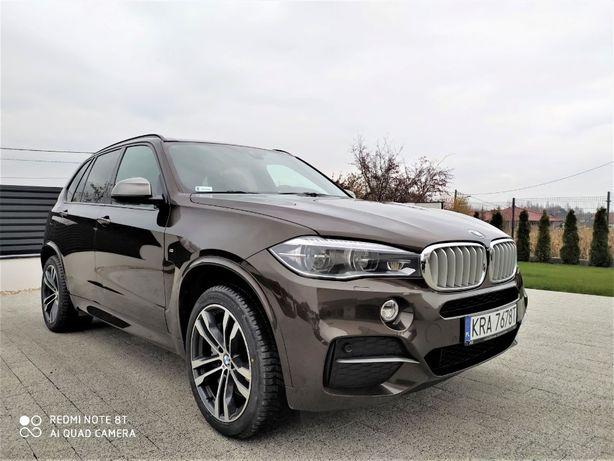 BMW X5 M50D / 381KM/Serwisowana/ FV 23%