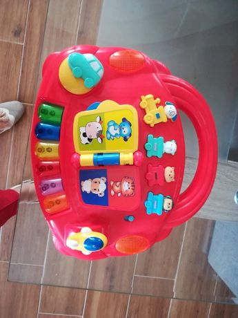 Zabawka interaktywny 3-6 miesięcy